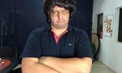 Fernando Macedo Poker Depressão