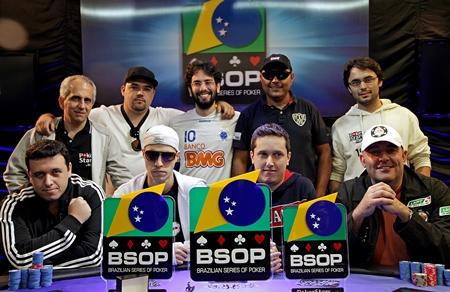 Mesa final BSOP 2013