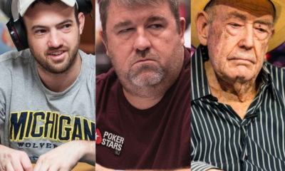Joe Cada, Chris MoneyMaker e Doyle Brunson